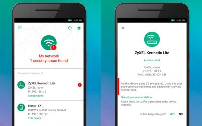 Kaspersky IoT Scanner: Mantén tu red doméstica y tus dispositivos a salvo