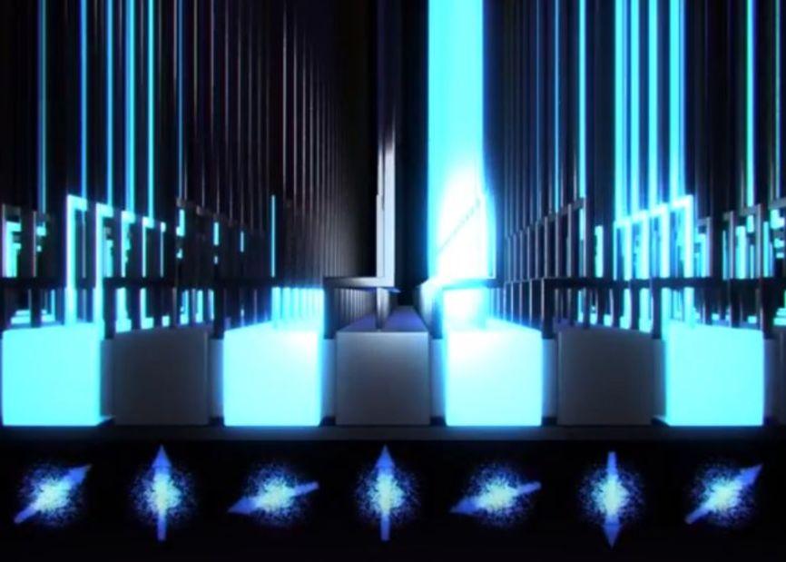 Ingenieros presentan el primer diseño completo de un chip para ordenadores cuánticos